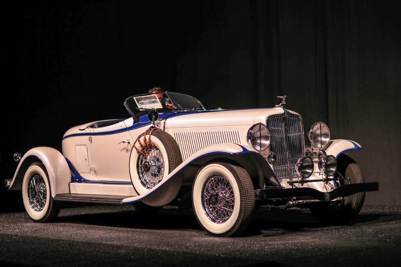 1932 Auburn 12-160A Custom Speedster