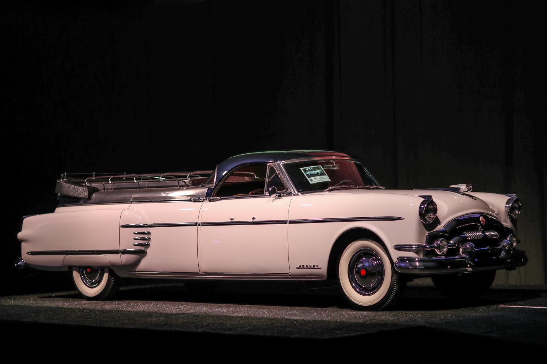 1954 Packard Flower Car