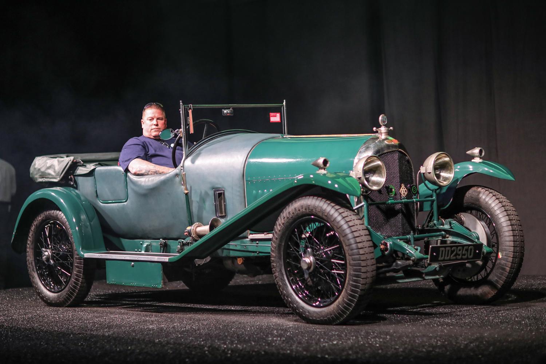 1924 Bentley 3-Litre Sports Tourer