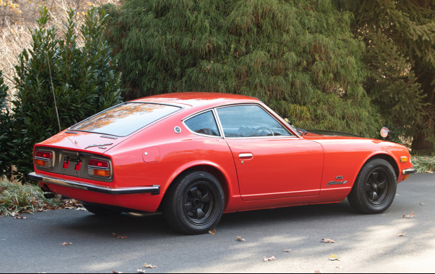 1970 Nissan Fairlady Z 432 3/4 rear