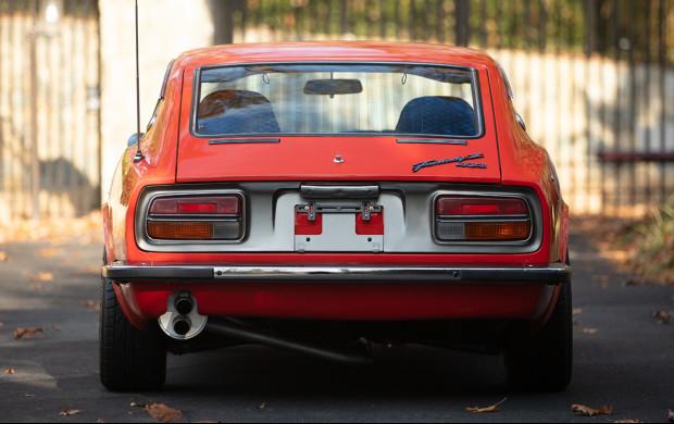 1970 Nissan Fairlady Z 432 rear detail