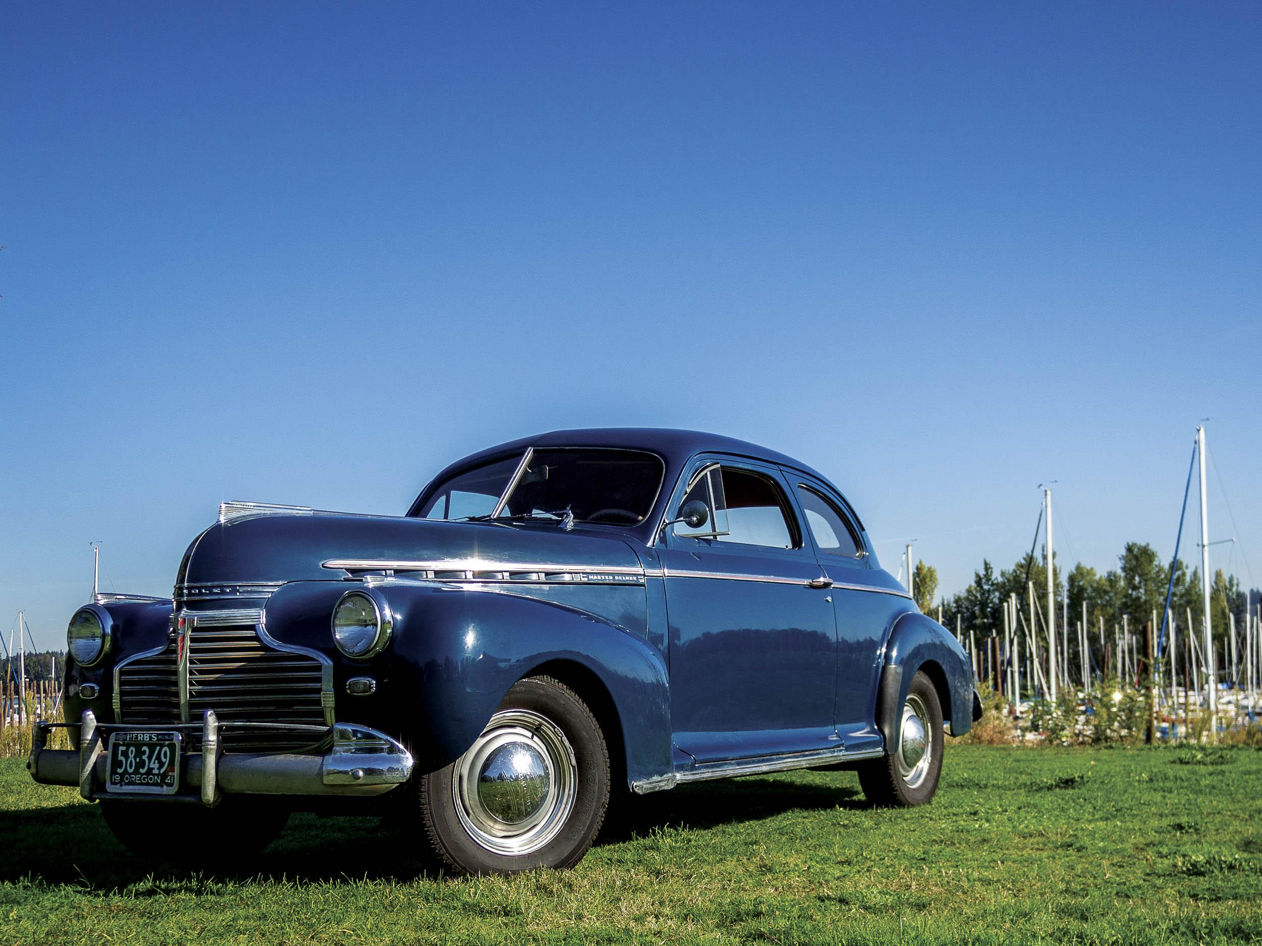 Scott Rich's 1941 Chevy