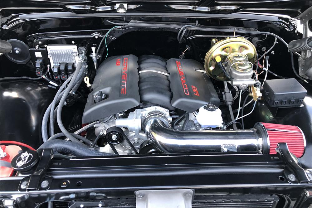 1969 Chevrolet K5 Blazer ls3 engine