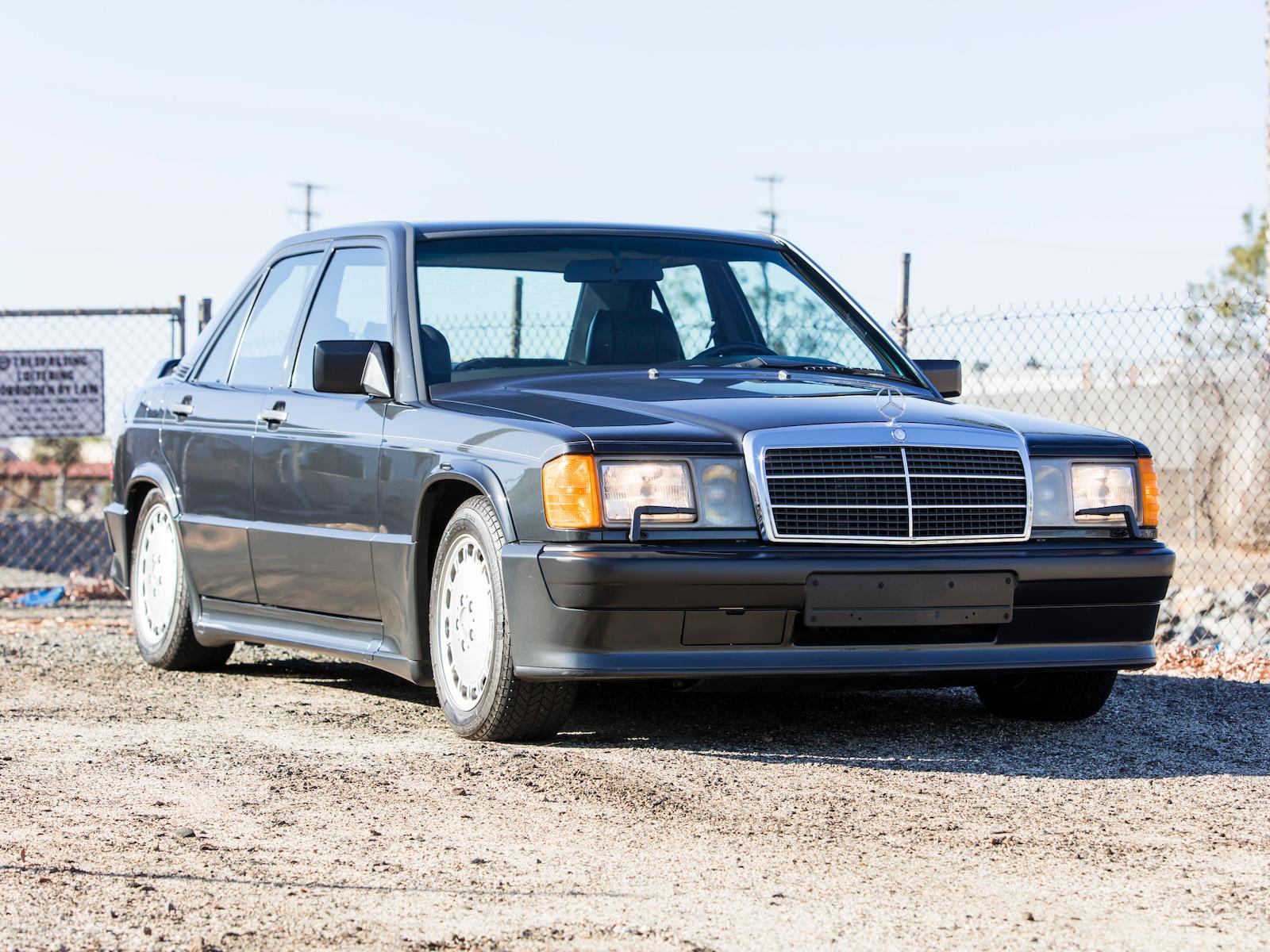 1987 Mercedes-Benz 190E 2.3 16v