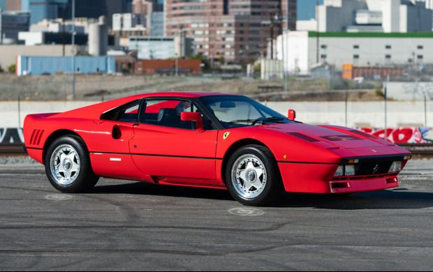 1985 Ferrari 288 GTO 3/4