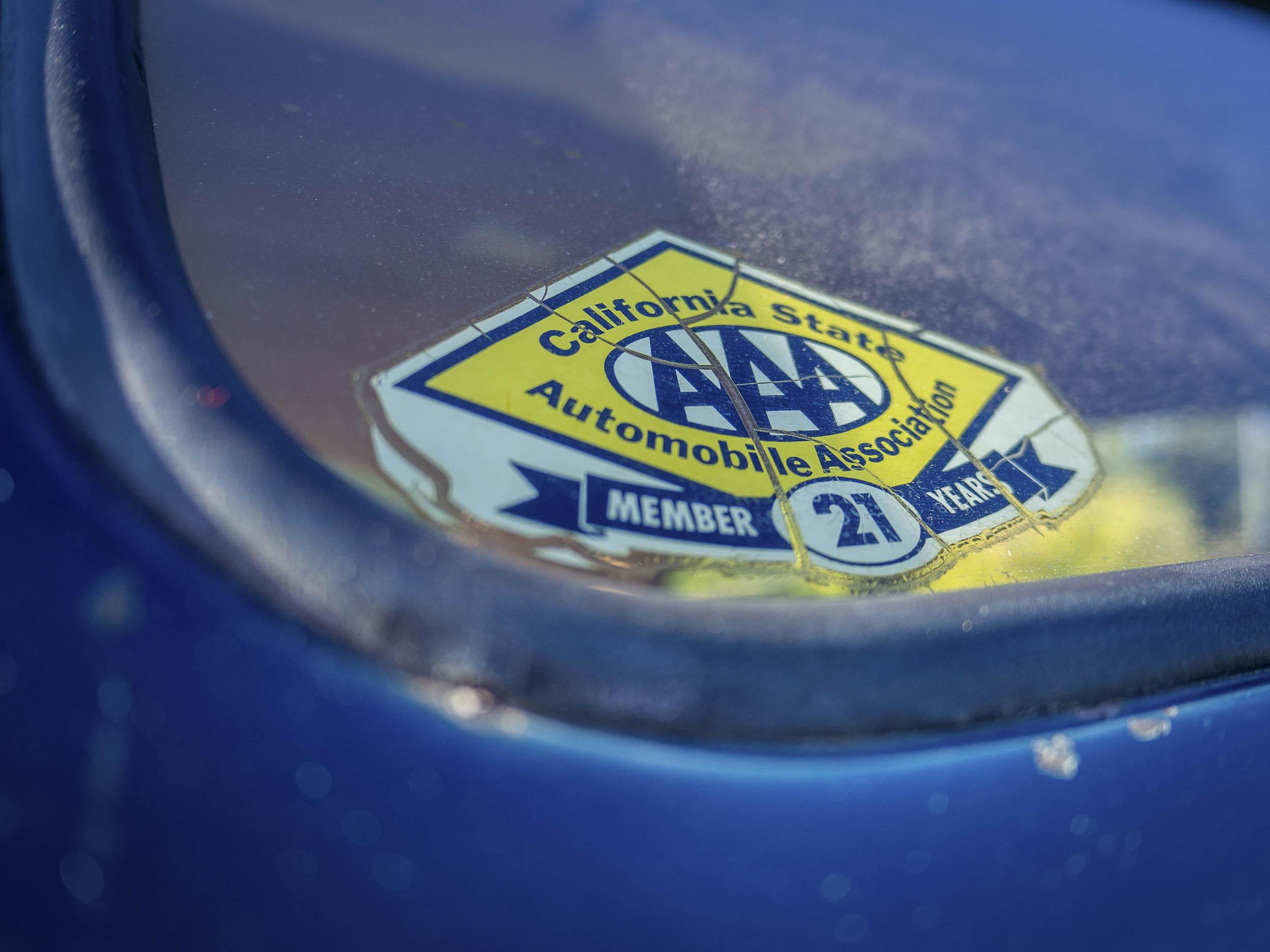 1941 Chevrolet Master Deluxe AAA window sticker