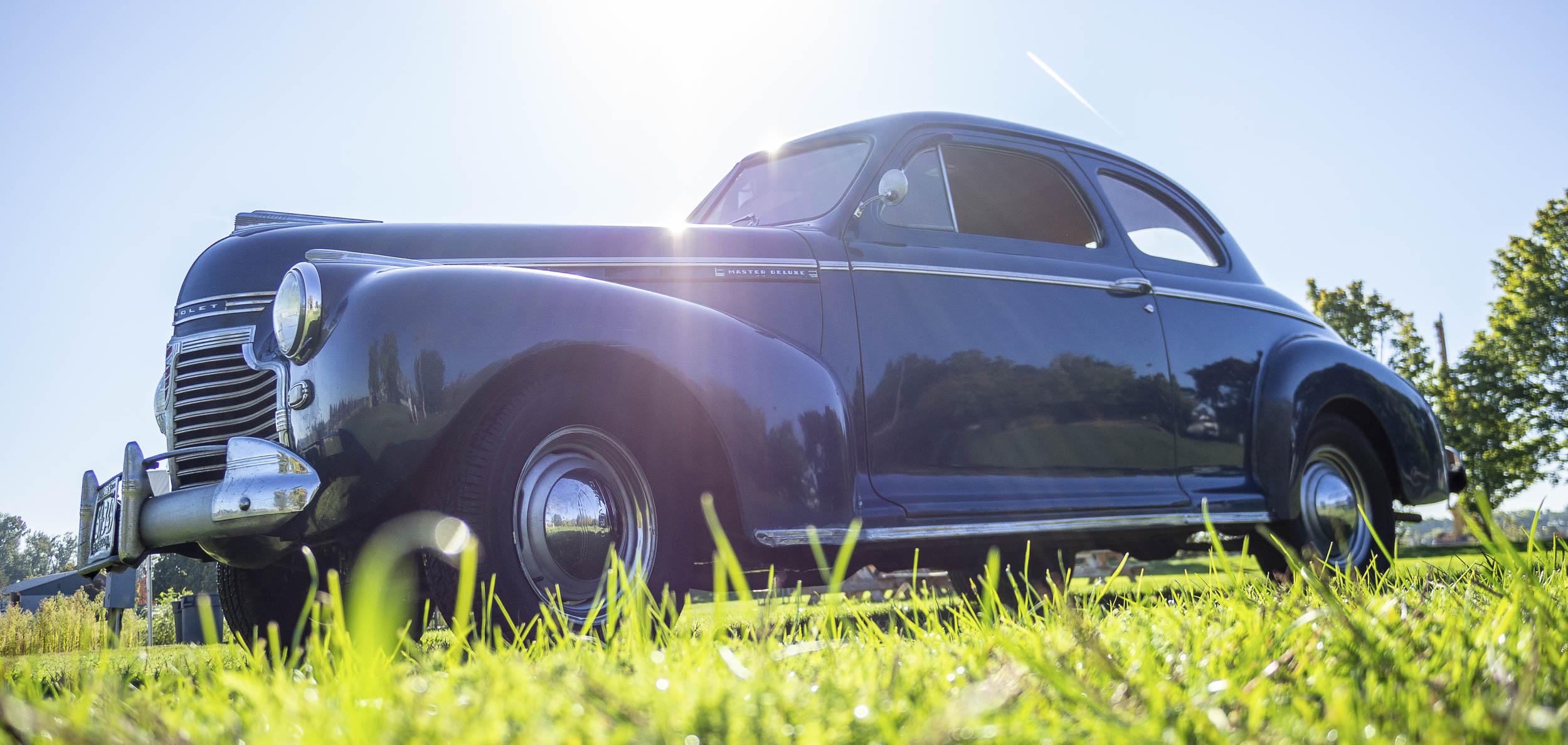 1941 Chevrolet Master Deluxe low