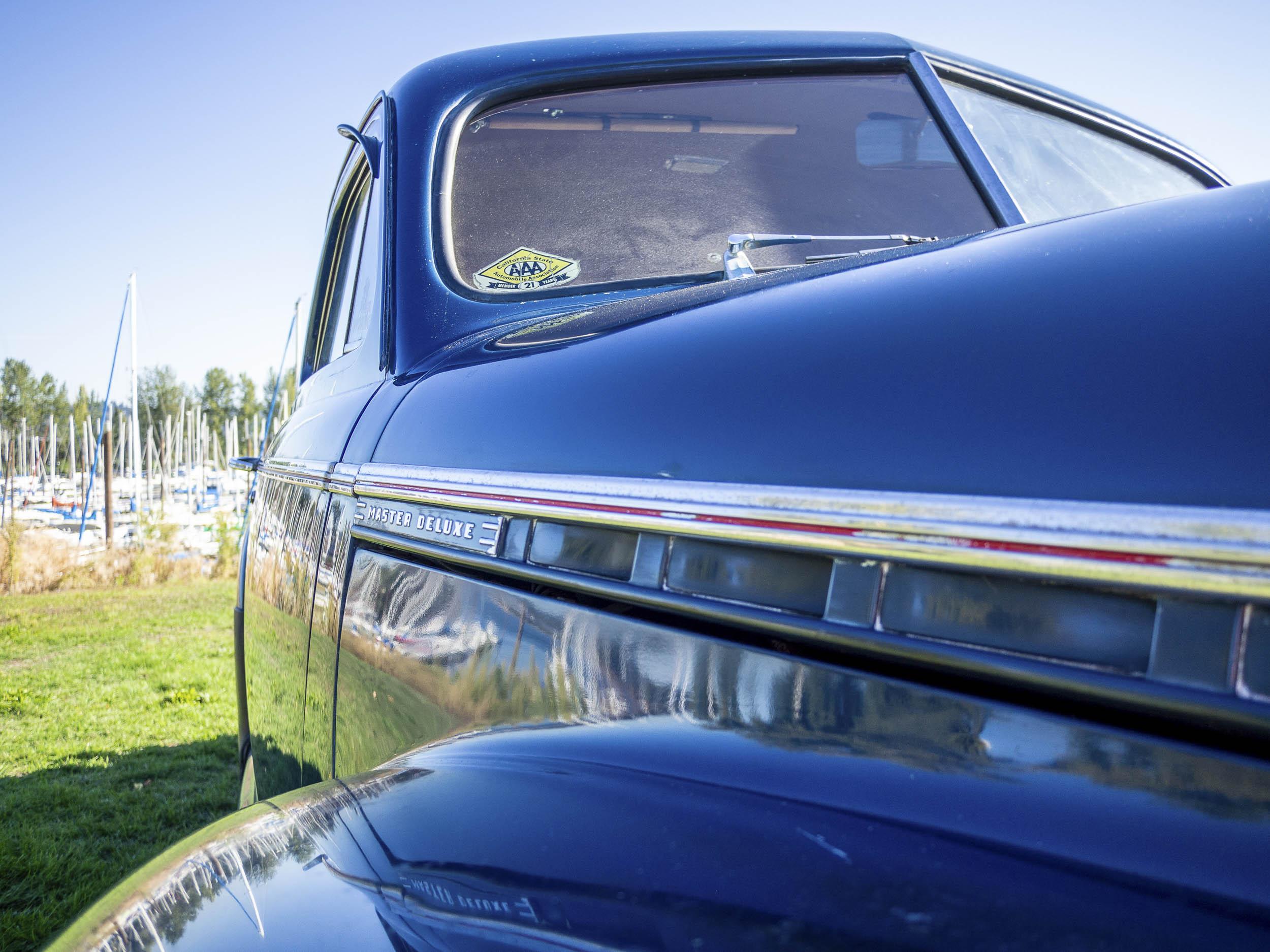 1941 Chevrolet Master Deluxe detail