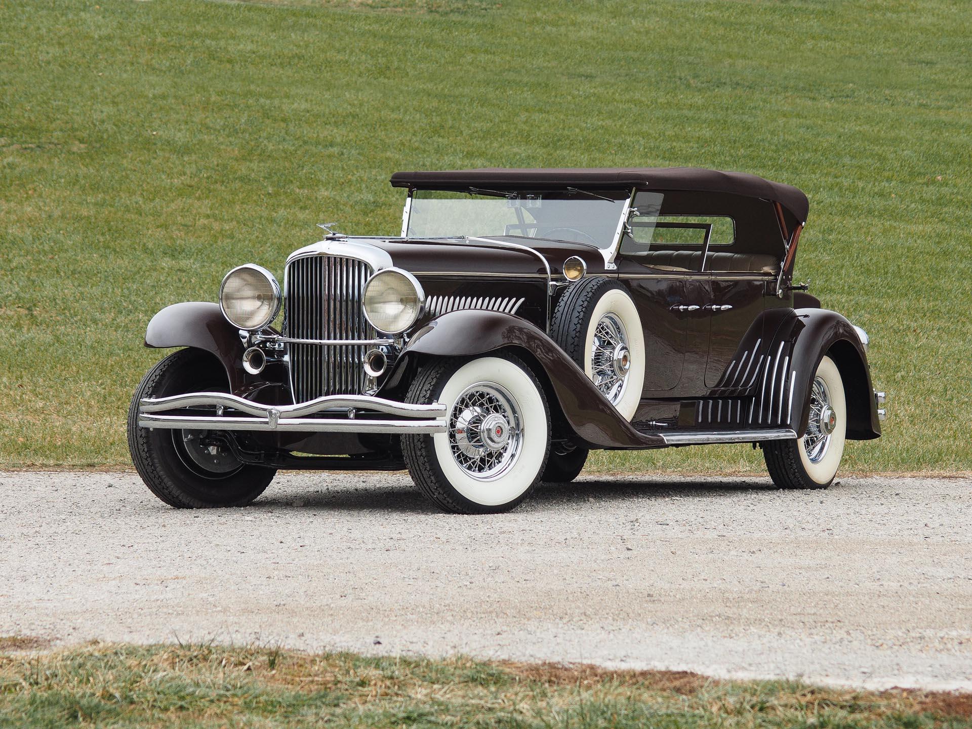 1936 Duesenberg Model JN
