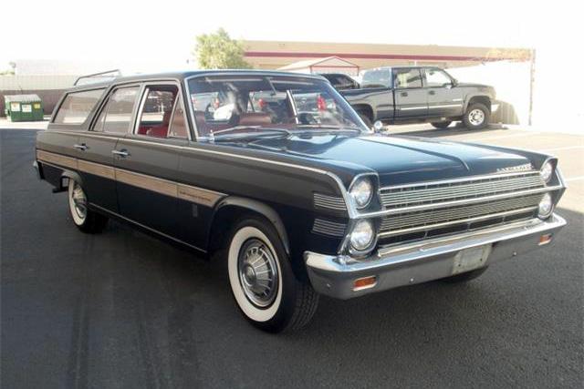 AMC Rambler Ambassador Wagon
