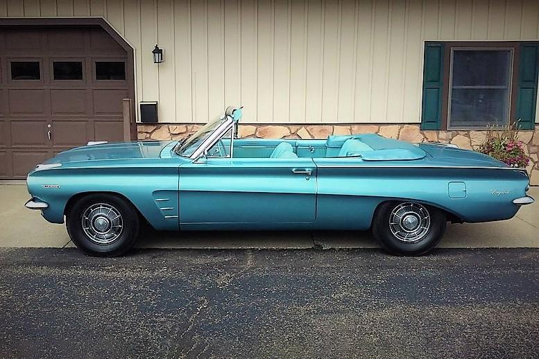 1962 Pontiac LeMans Convertible