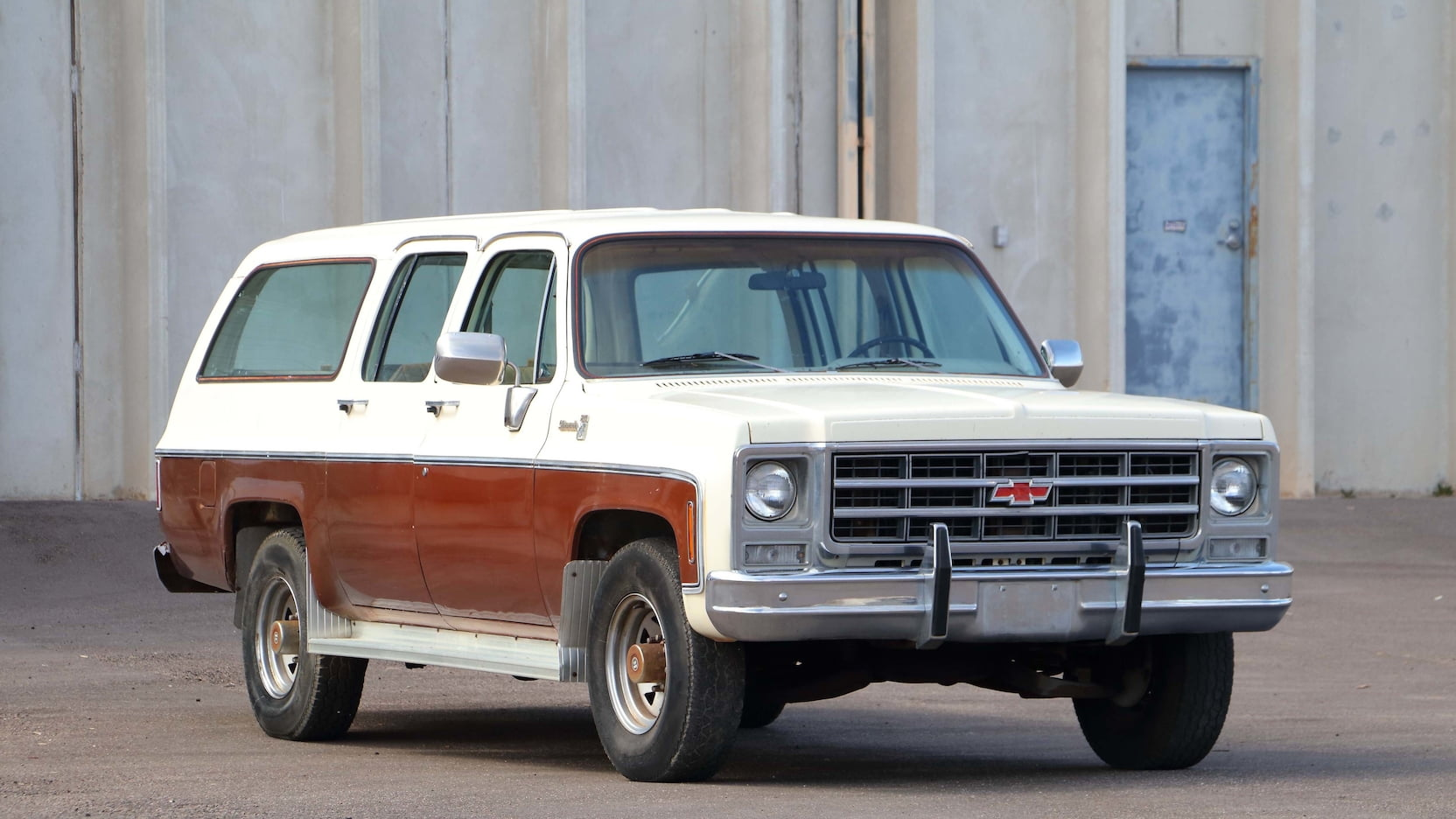 1979 Chevrolet Suburban 3/4