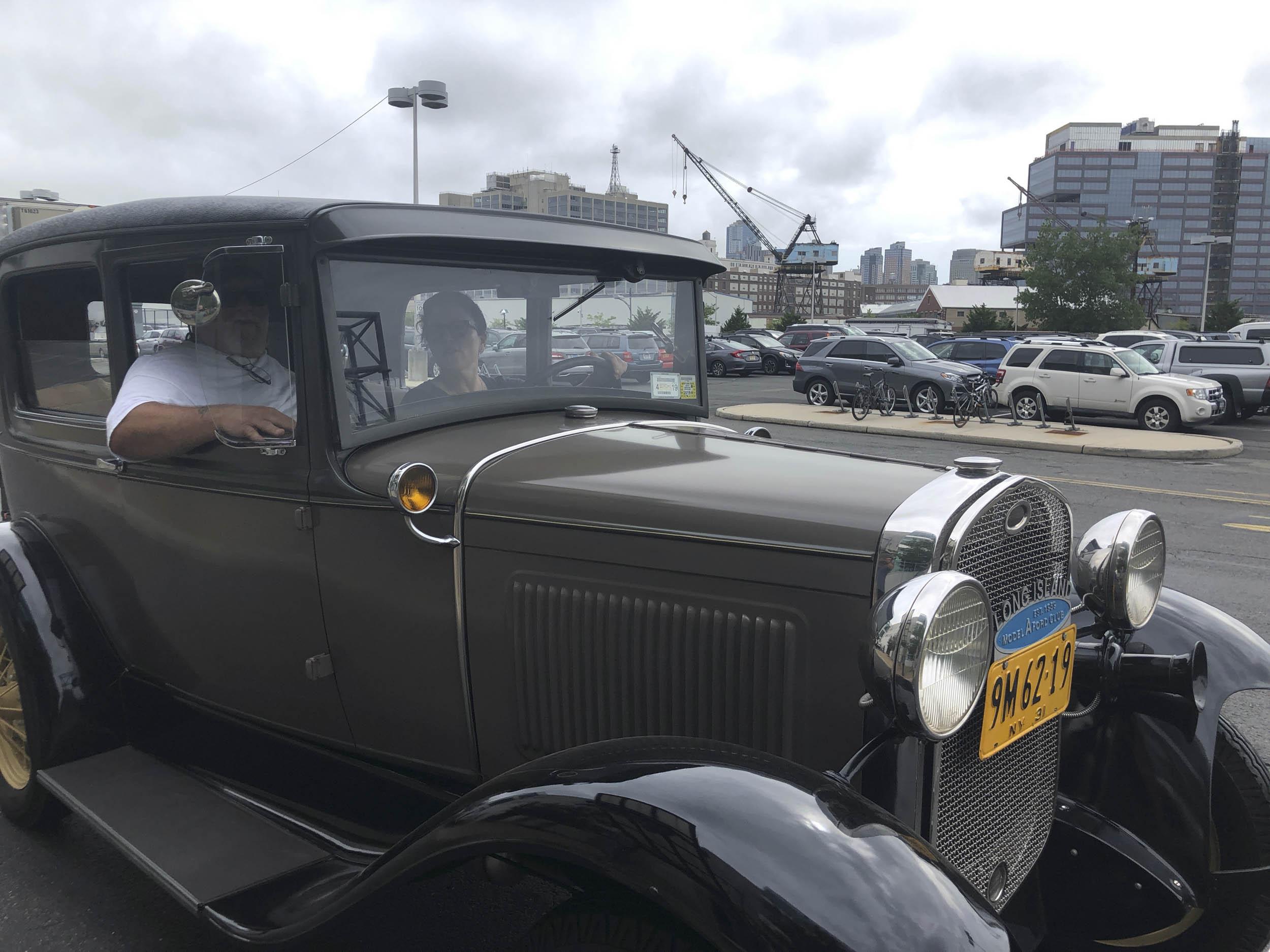 1931 Model A Tudor