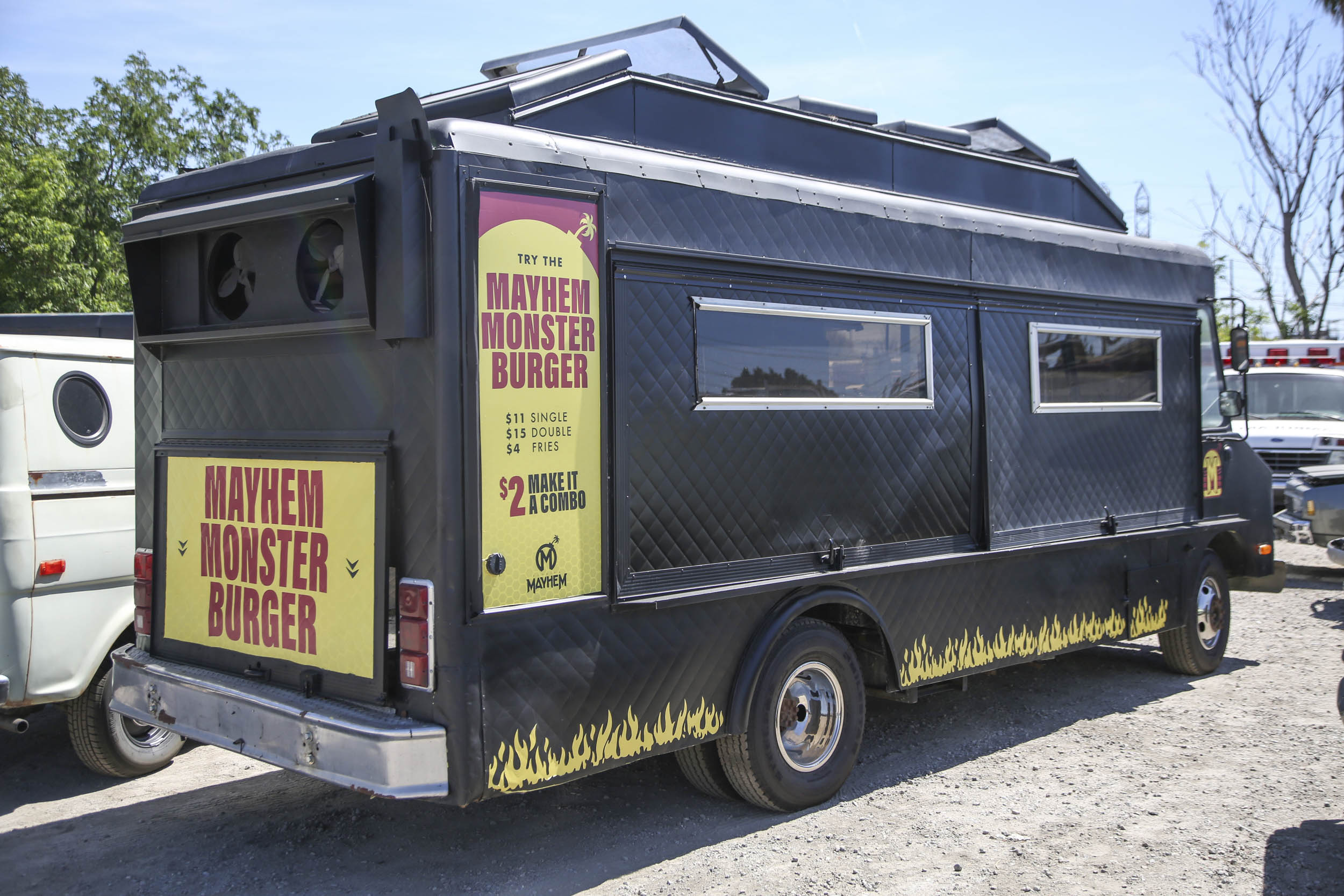 Picture Car Warehouse food truck