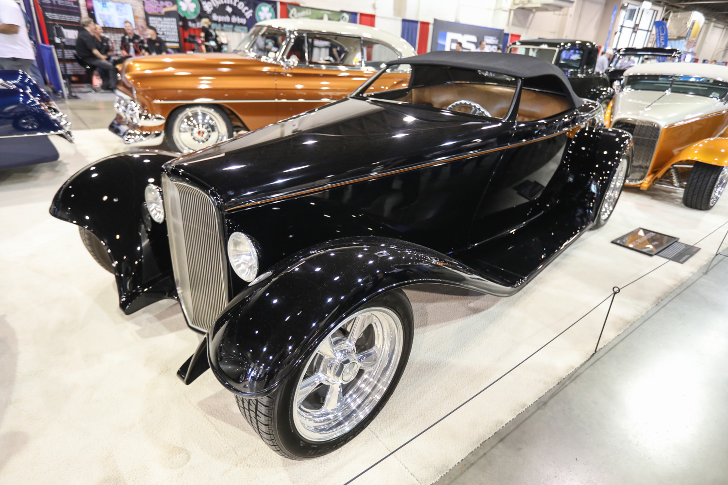 chip foose black ford hot rod