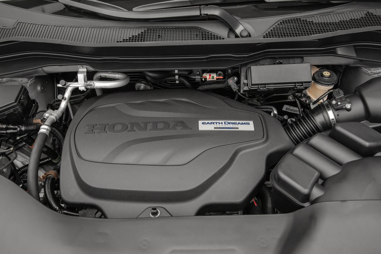2019 Honda Passport engine