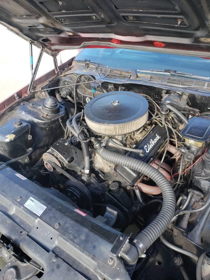 1986 Chevrolet Camaro Z28 engine