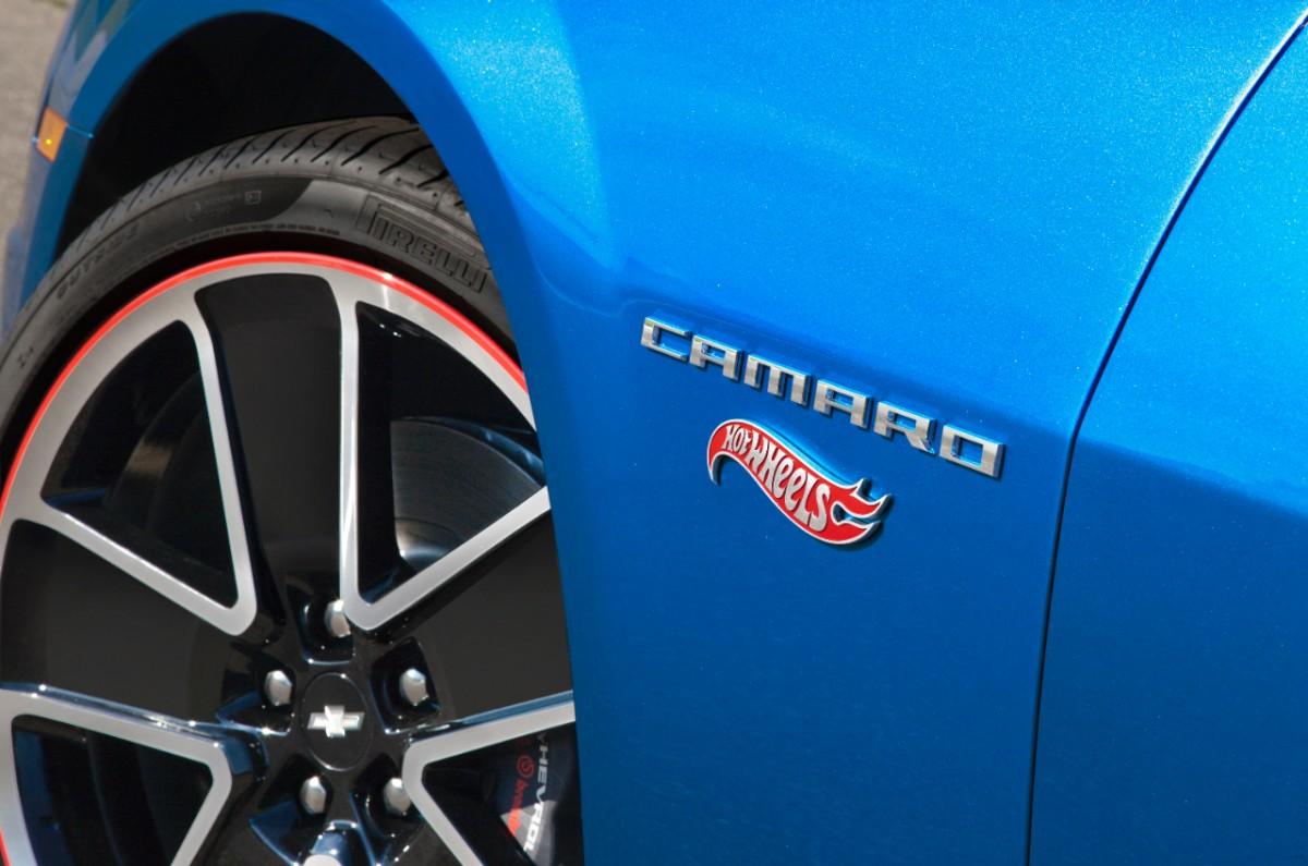2016 Chevrolet Camaro Hot Wheels concept