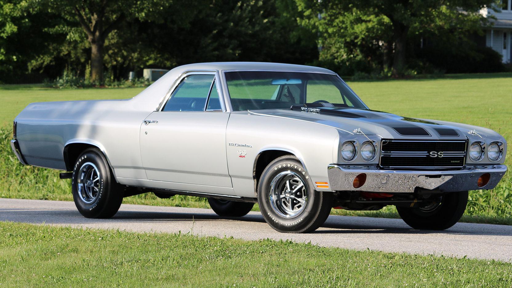 1970 Chevrolet El Camino 454 SS