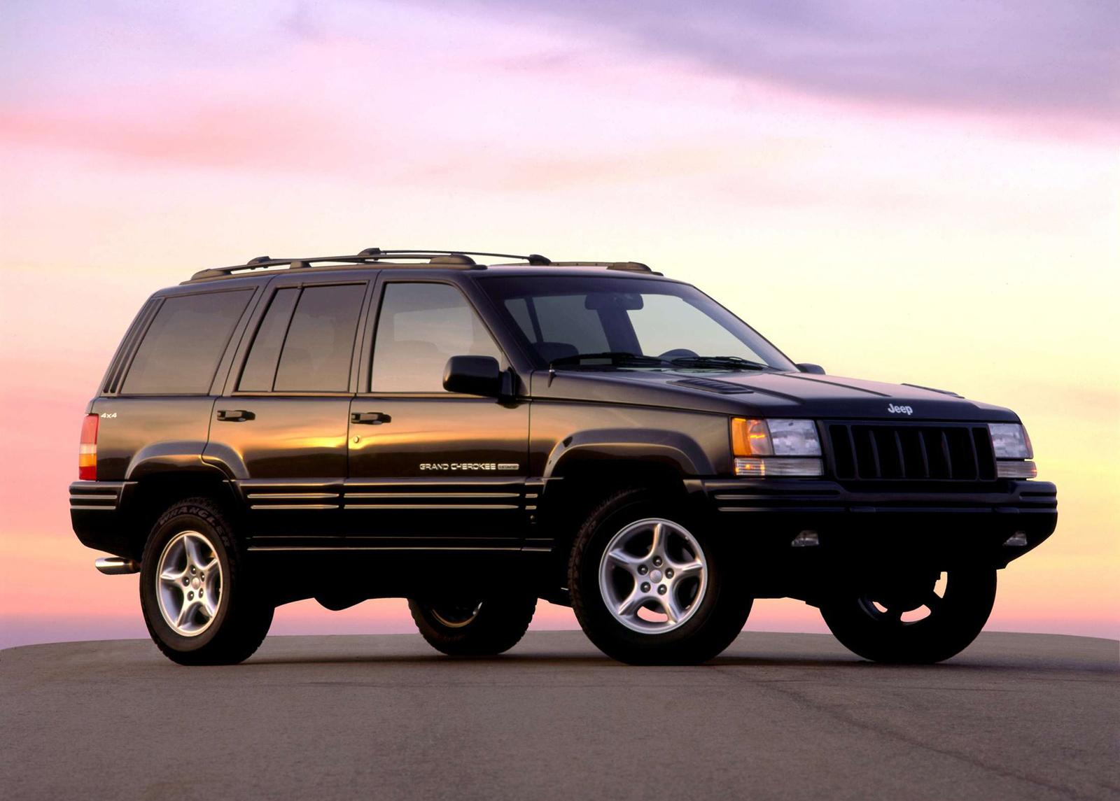1998 Jeep Grand Cherokee Limited 5.9L