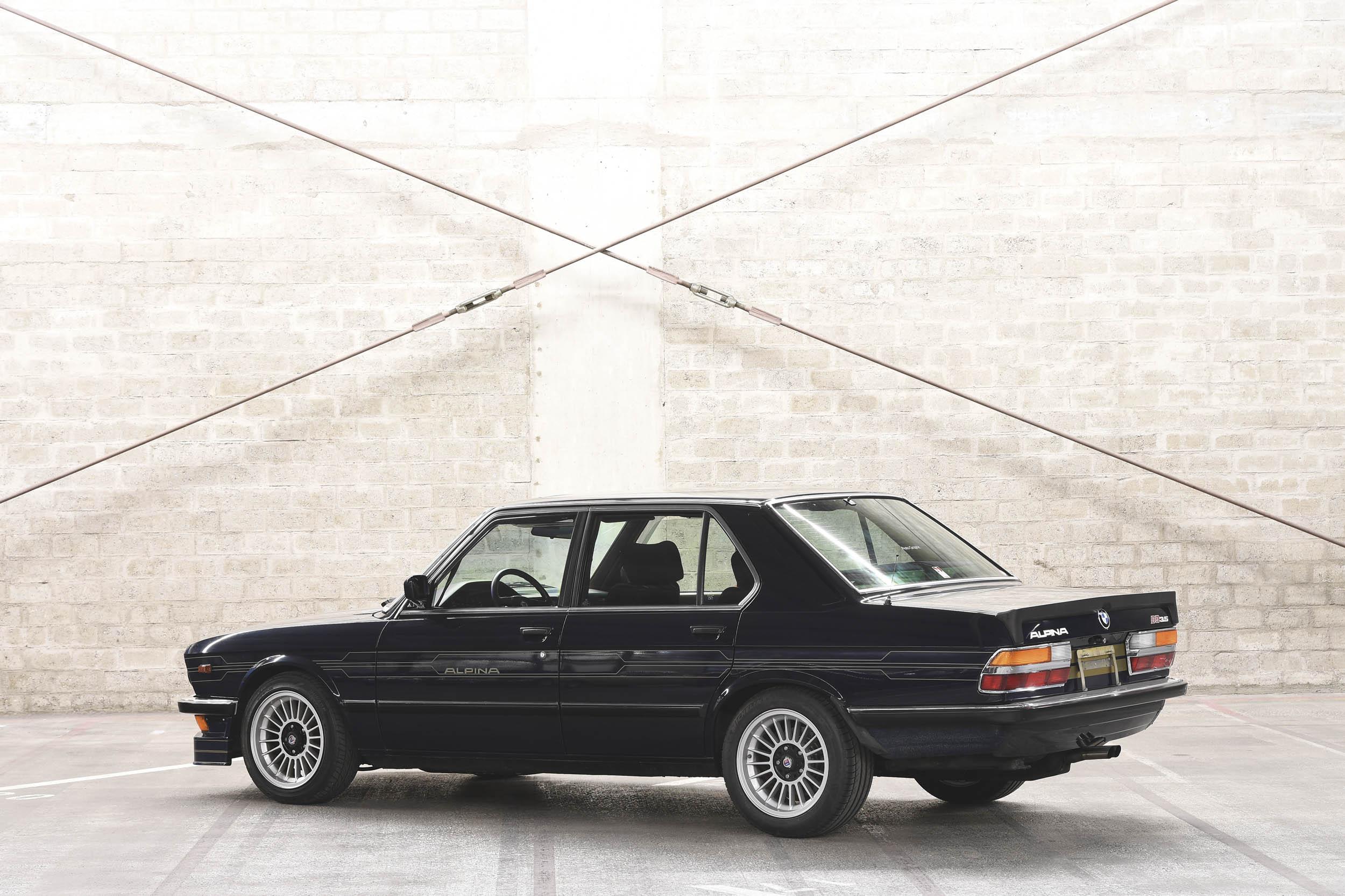 1983 BMW Alpina B9 3.5