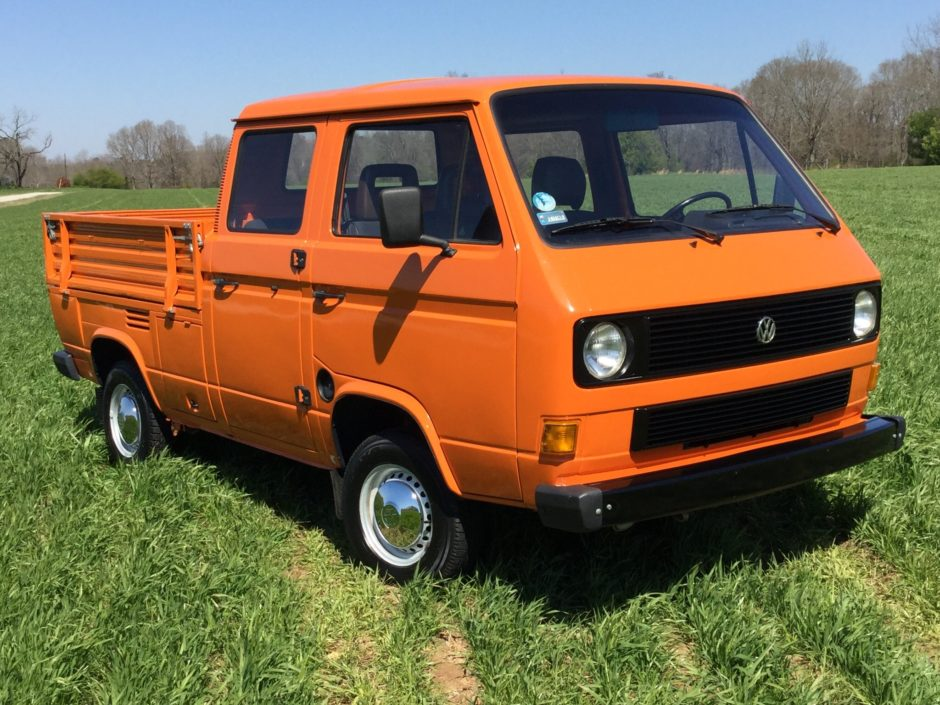 1985 Volkswagen T3 Doka