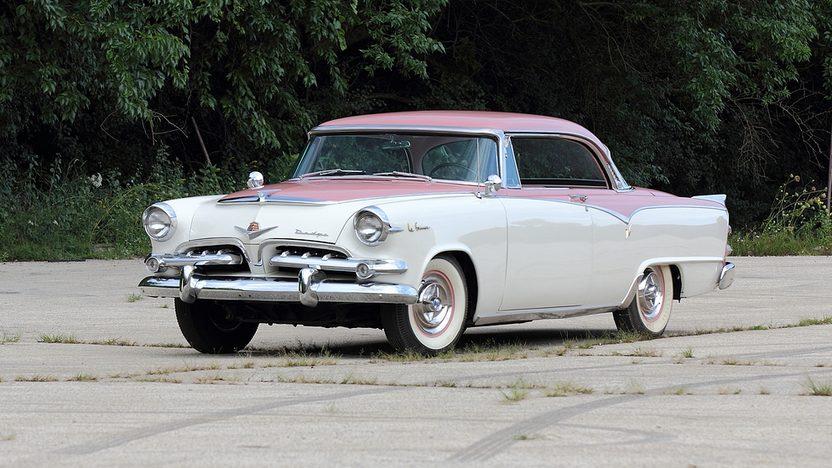 1955 Dodge Royal Lancer La Femme 3/4 front