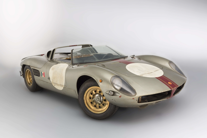 1966 Serenissima Spyder