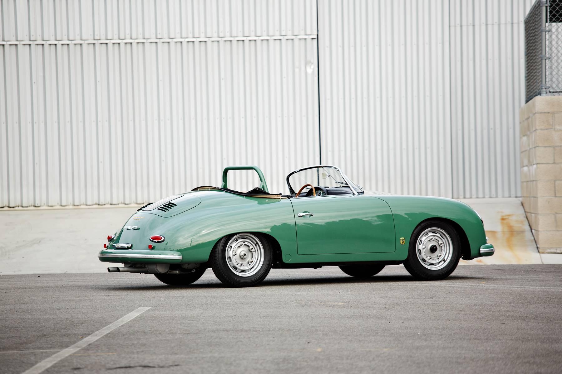 1958 Porsche 356 A 1500 GS/GT Carrera Speedster rear 3/4