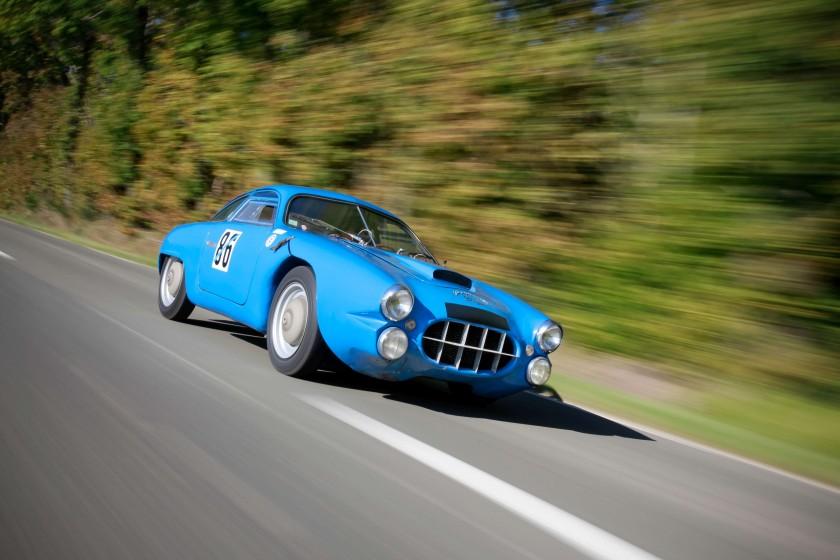 1954 Panhard X86 Dolomites par Pichon Parat