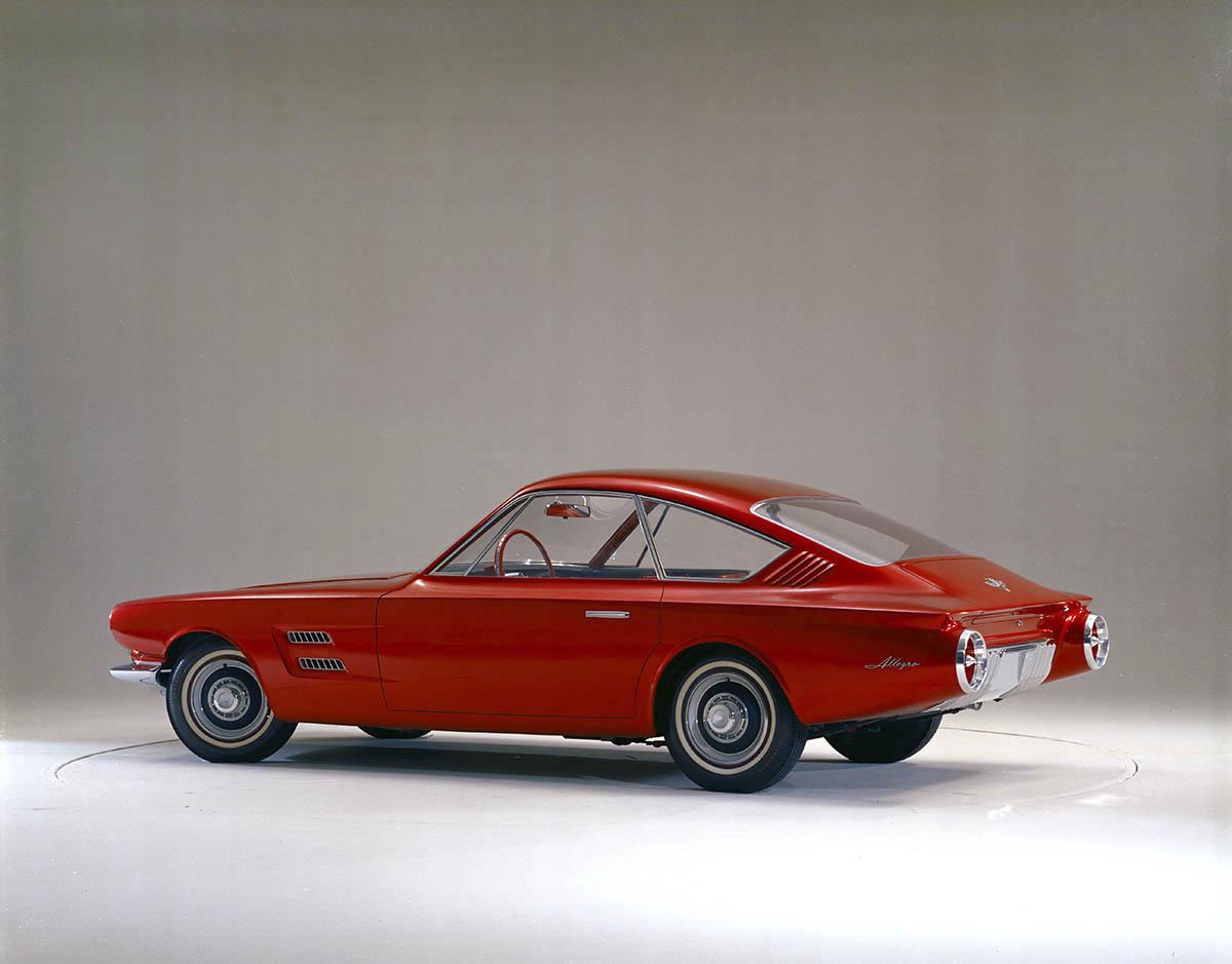 1962 Ford Avventura concept