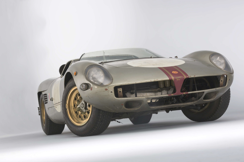 1966 Serenissima Spyder 3/4 front low