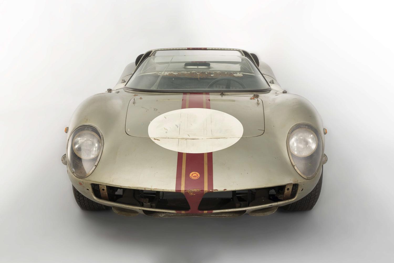 1966 Serenissima Spyder front end