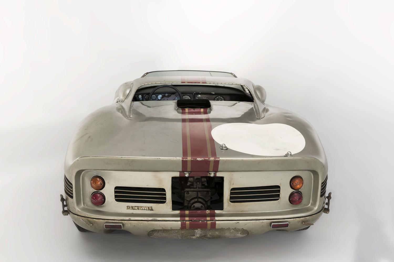 1966 Serenissima Spyder rear end