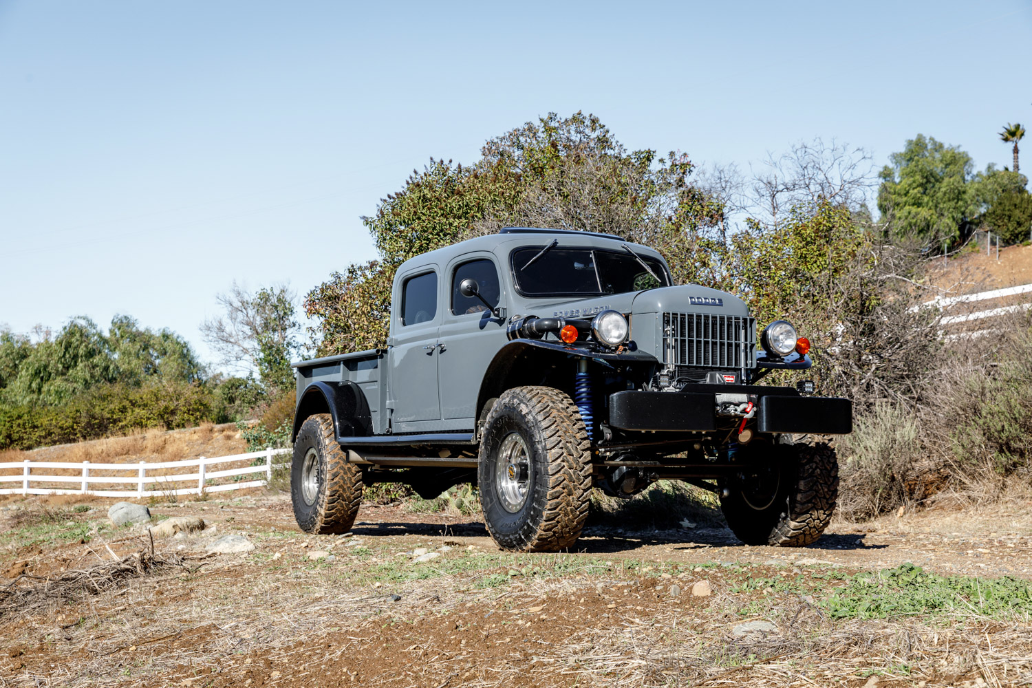 1949 Dodge Power Wagon 3/4 low off road