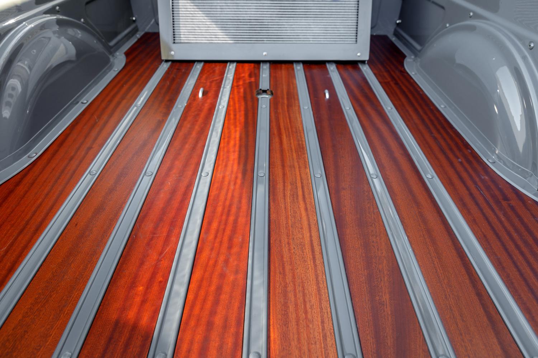 1949 Dodge Power Wagon bed floor