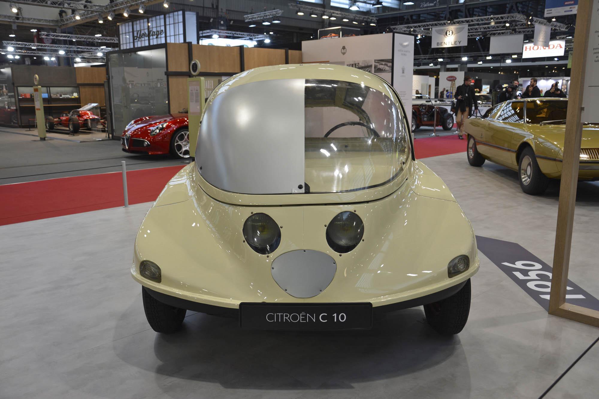 Citroën C10 front