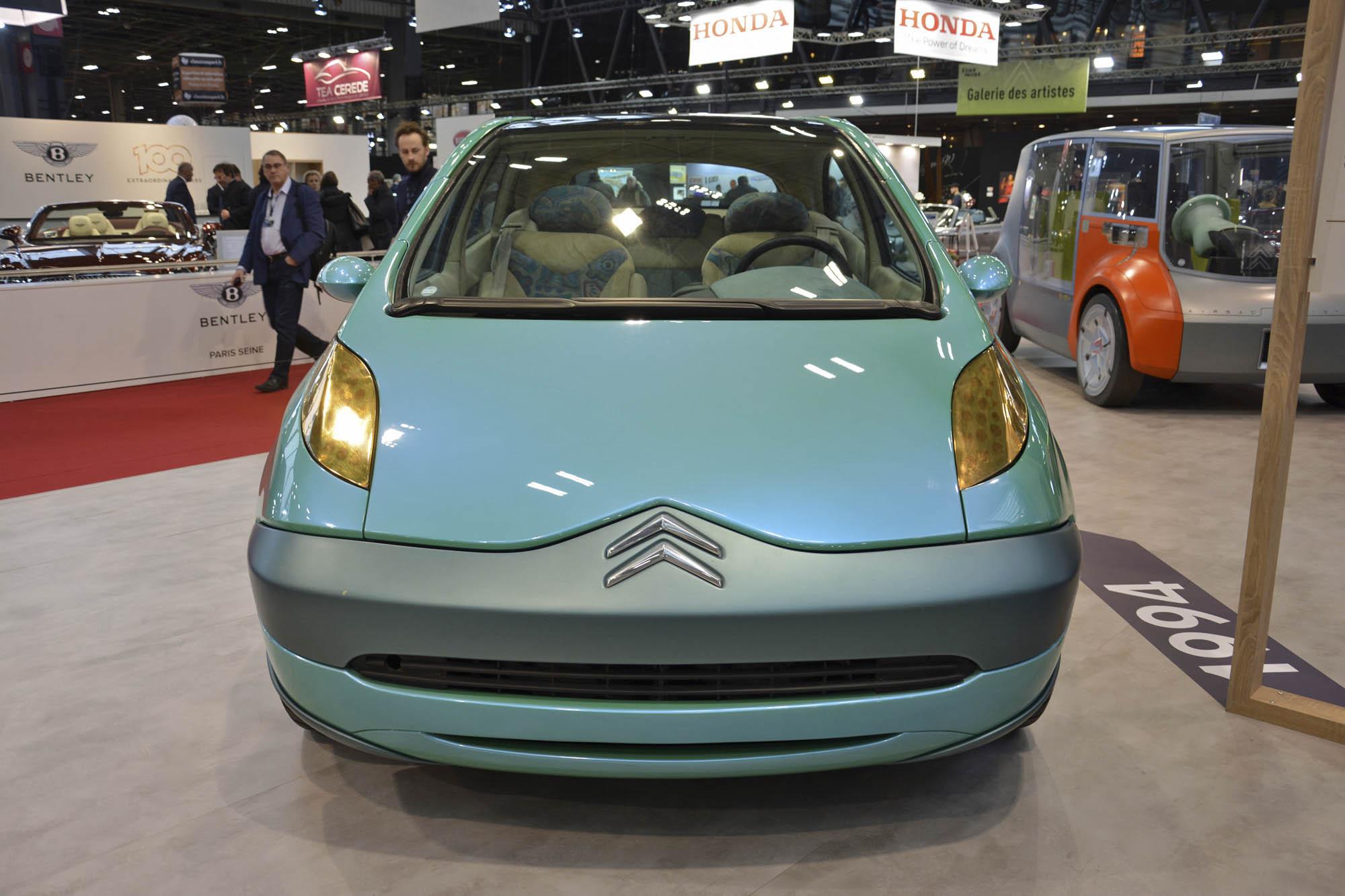 Citroën Xanae concept front