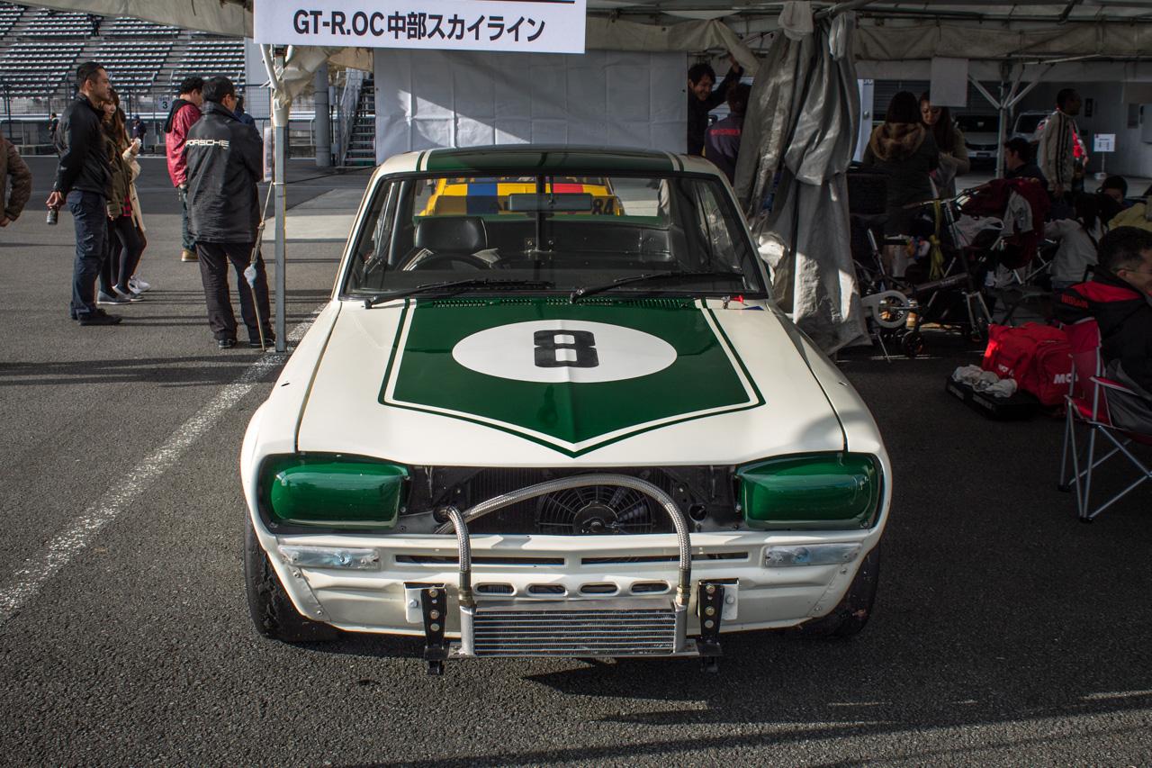 Nissan GT-R Hakosuka race car