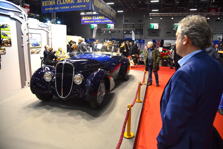 retromobile classic cars