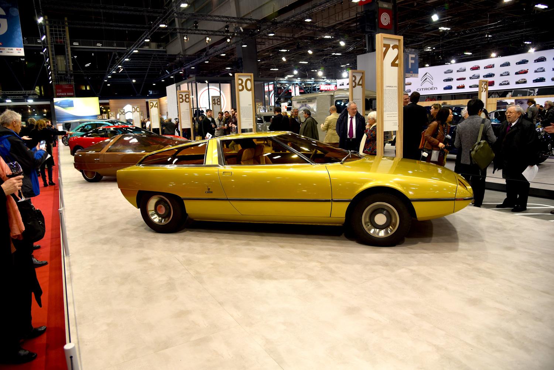 The Citroen GS Camargue was a collaboration between Citroen and the Italian design house Bertone.