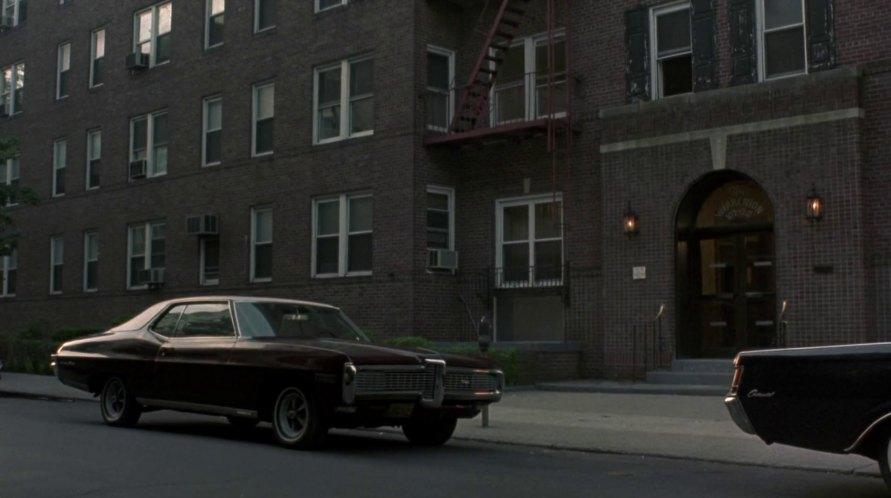 Pontiac in Goodfellas