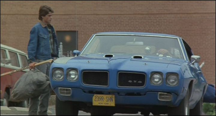 Pontiac GTO in Youngblood
