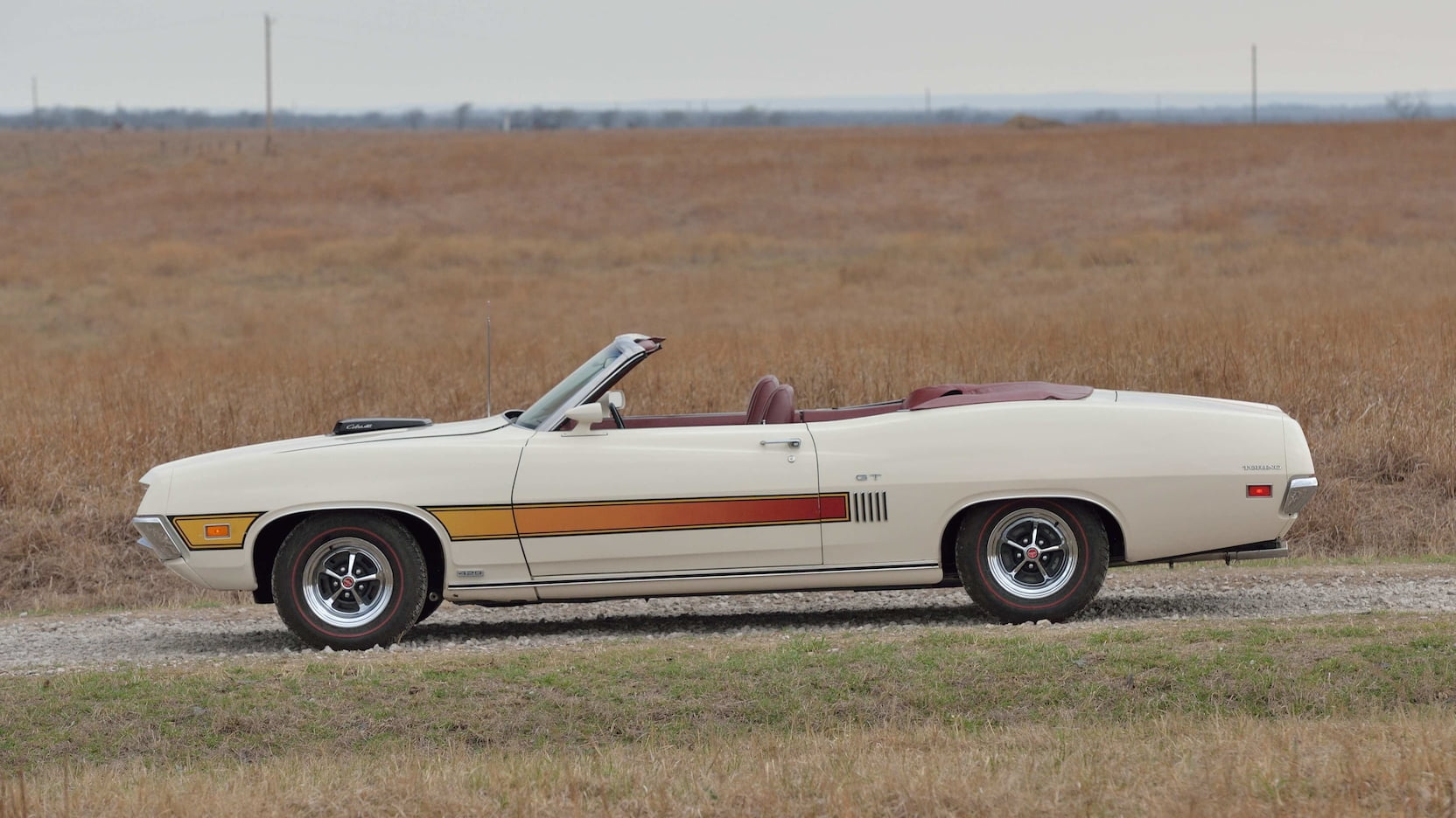 1970 Ford Torino GT profile