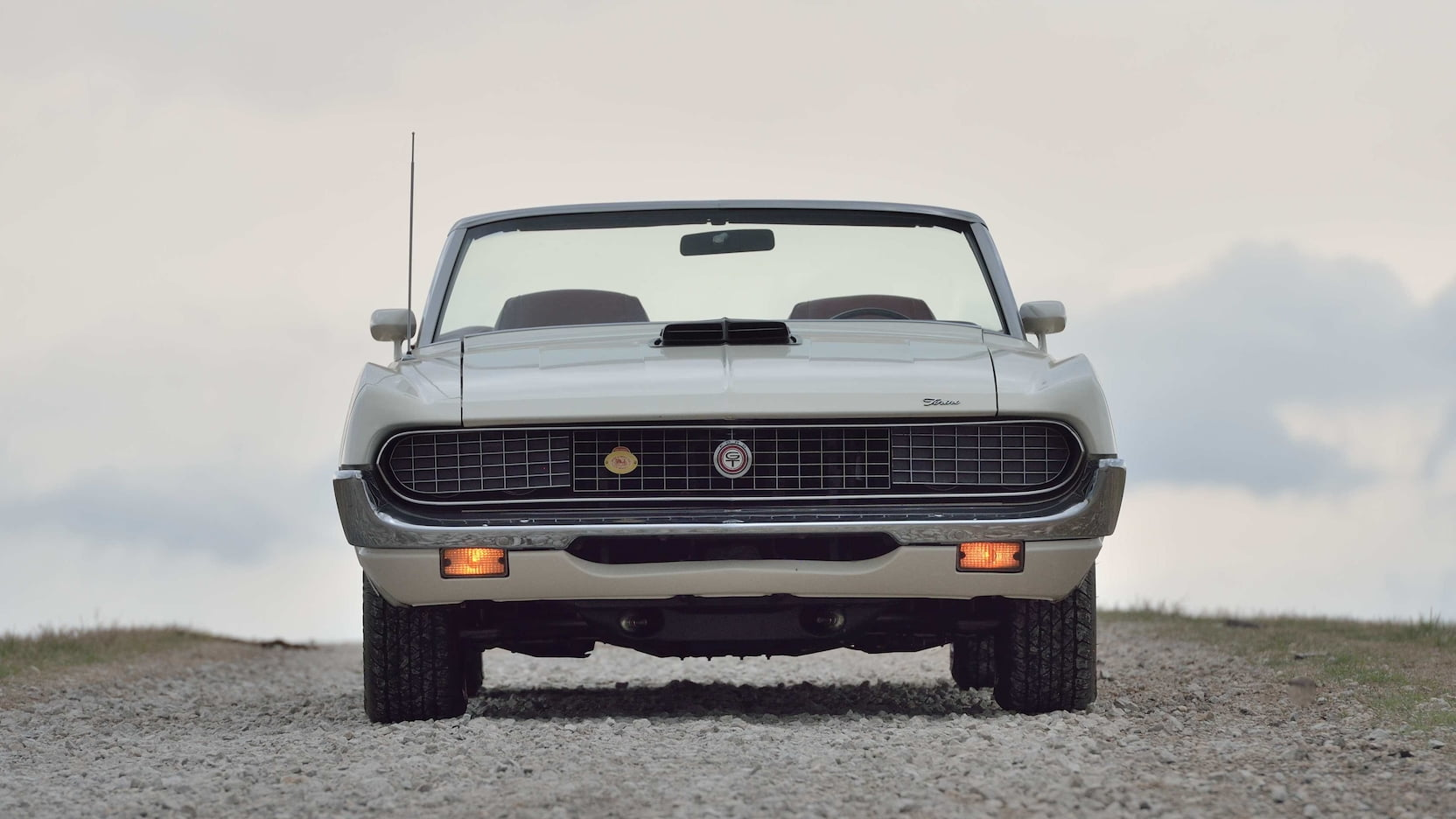 1970 Ford Torino GT front