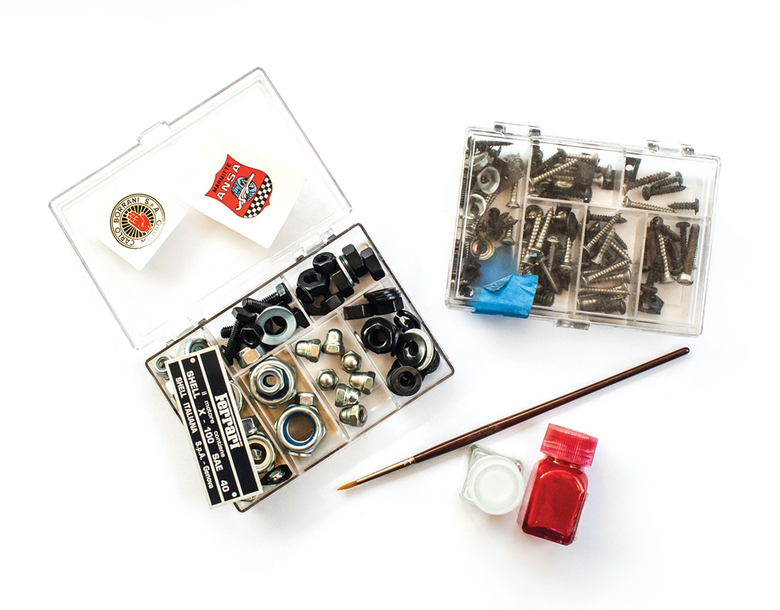 nuts and bolts detail kit