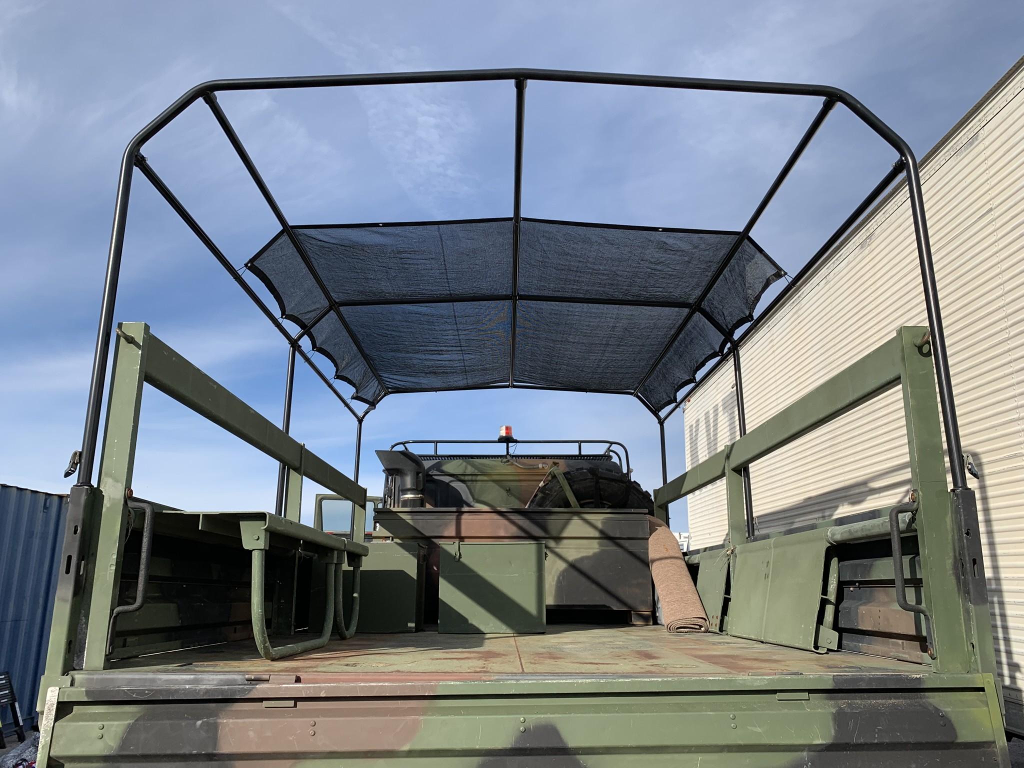 1998 Stewart & Stevenson LMTV M1078 truck bed