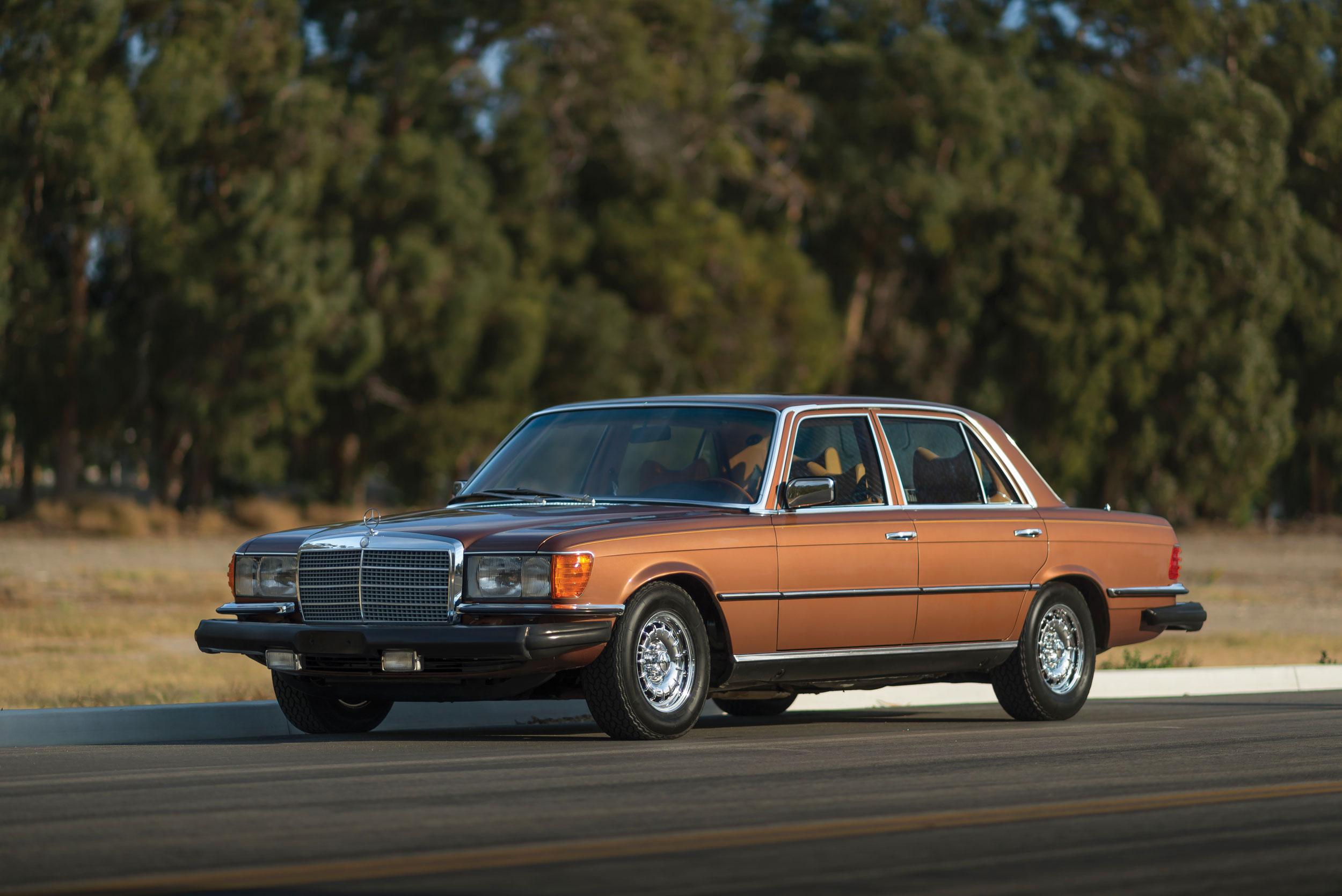 1979 Mercedes-Benz 450SEL 6.9 Sedan