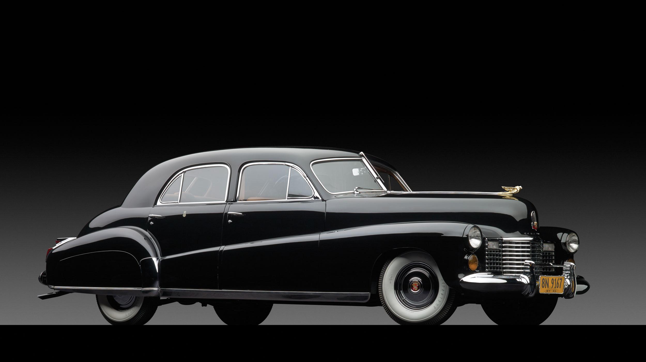 "1941 Cadillac Custom Limousine ""The Duchess"""