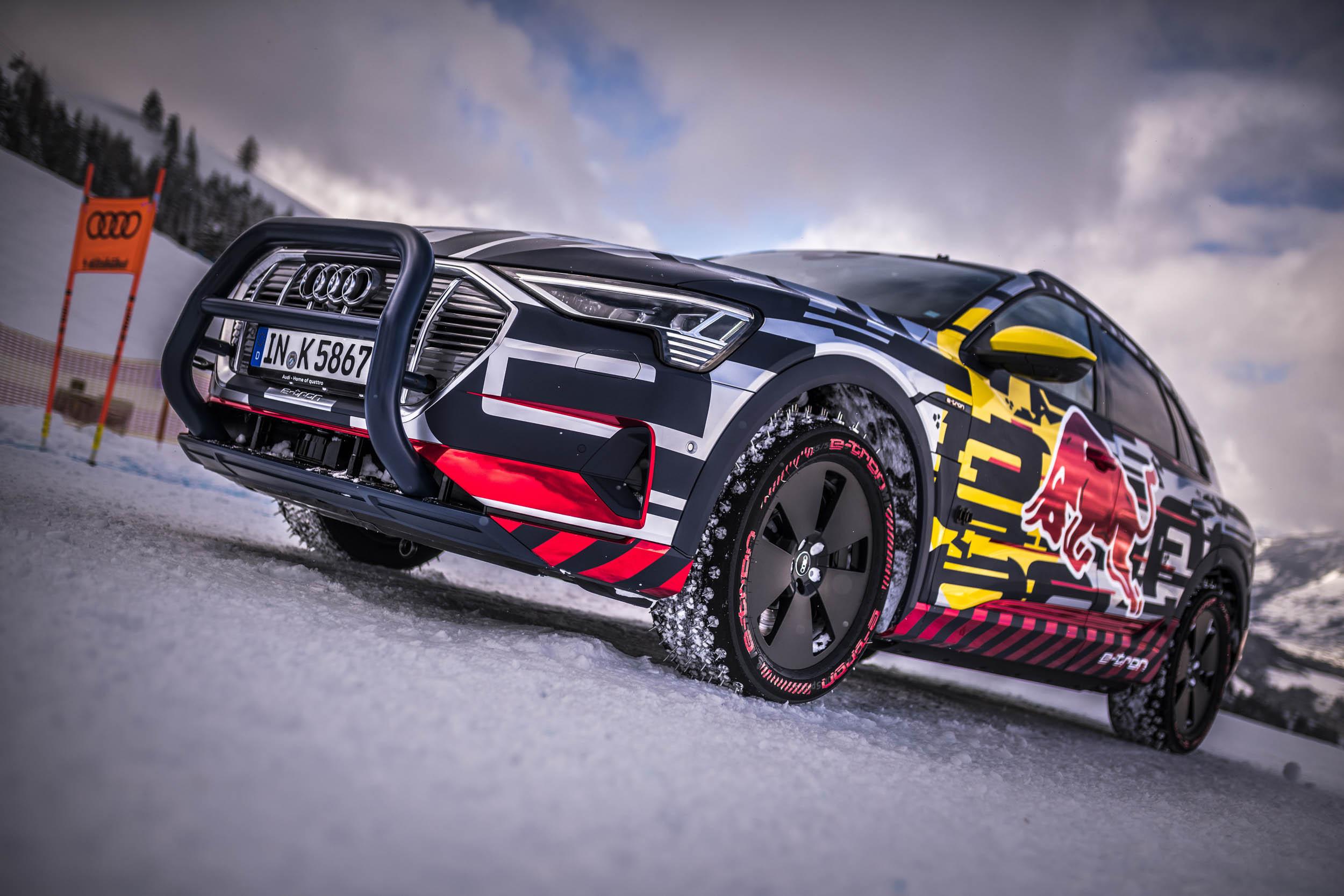 Audi e-tron extreme